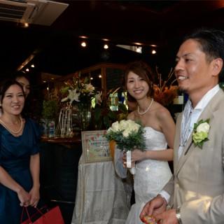 つくばイタリアンレストランで結婚式