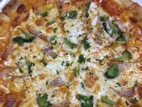 つくばのピザ