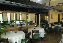 洞峰公園、イタリアンレストラン
